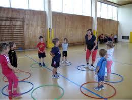 Kurs Kinderturnen in Alterswil im November 2018